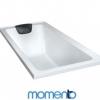 Momento Alfa Acrylic Bath
