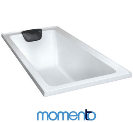 View Photo: Momento Alfa Acrylic Bath - With or Without  Tiling Bead