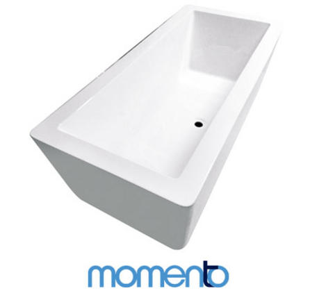 View Photo: Momento Angulo Free Standing Bath  - Available in 2 sizes