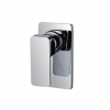 Momento Axus Shower/Bath Wall Mixer w/ small cover plate