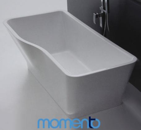 View Photo: Momento FS2 Free Standing Bath 1700 or 1500, Black or White exterior