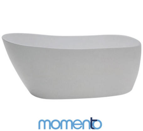 View Photo: Momento FS6 Free Standing Bath 1700 White or Black Exterior