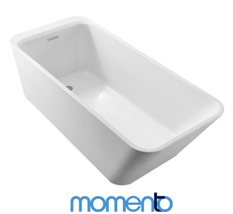 Momento Fuseta Bath Available in 2 sizes