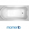 Momento Montillo Acrylic Bath 1680, Great for use with shower over bath