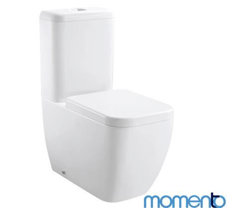 Momento Padua Wall Faced Toilet Suite