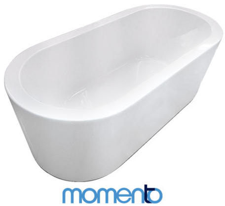 Momento Redondo Free Standing Bath - Available in 2 sizes