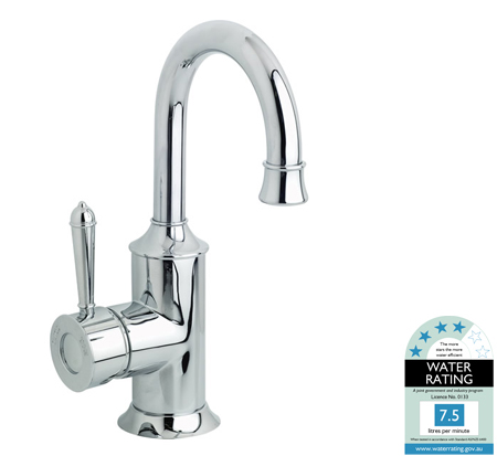 View Photo: Nostalgia chrome basin mixer