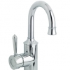 Nostalgia chrome basin mixer