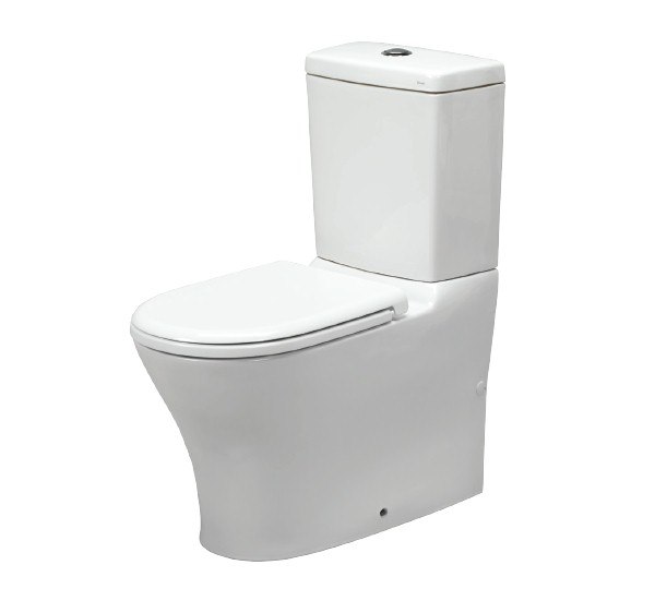 View Photo: Novel Back to Wall Toilet Suite