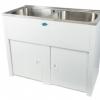 NuGleam Twin laundry tub