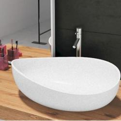 View Photo: Onda Stone Basin - 600mm