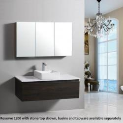 View Photo: Reserve Wall Hung 1200mm Vanity