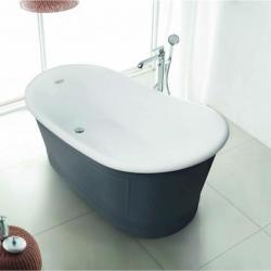 View Photo: Ritz Free Standing Bath 1676mm Premium Collection - Grey