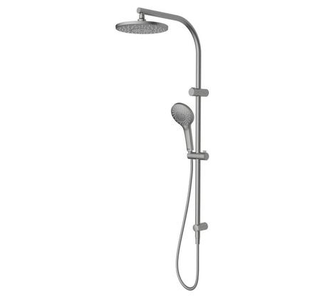 View Photo: Rome Dual Shower Set - Brushed Nickel