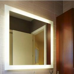 View Photo: S Range Premium Back-lit Mirror (cool light) - 5 Sizes
