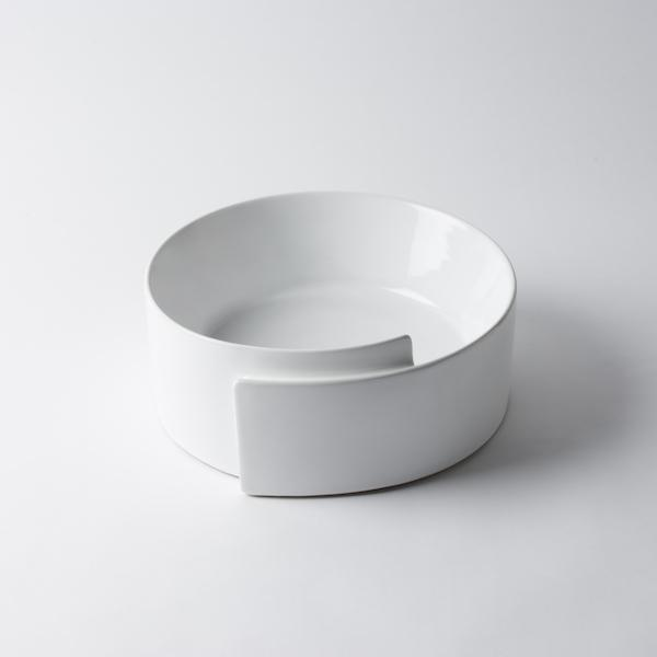 View Photo: Seymour Scroll Basin - White