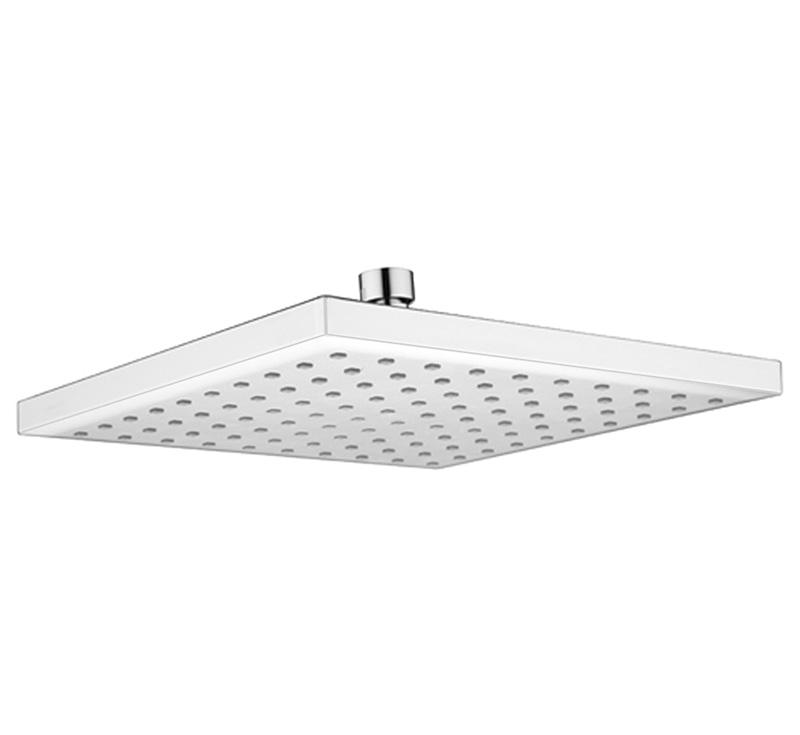 Shower Head ABS Square - Chrome
