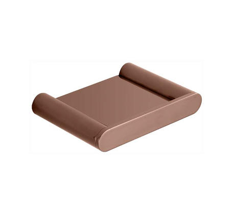 View Photo: Sleek Soap Dish (Rose Gold)