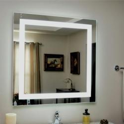 View Photo: SQ Range Premium Back-lit Mirror (cool light) 762x762