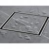 Square Mega Bermuda Floor Grate - Tile Insert