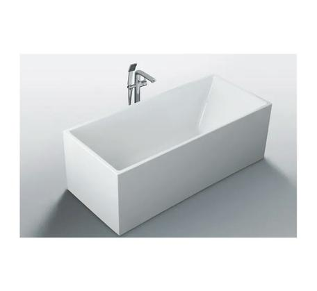 View Photo: Square Multi Fit Lucite Acrylic Bath 1700