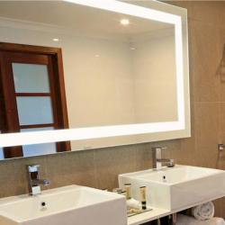 View Photo: SR Range Premium LED Backlit Mirror (Cool Light) - 2 Sizes