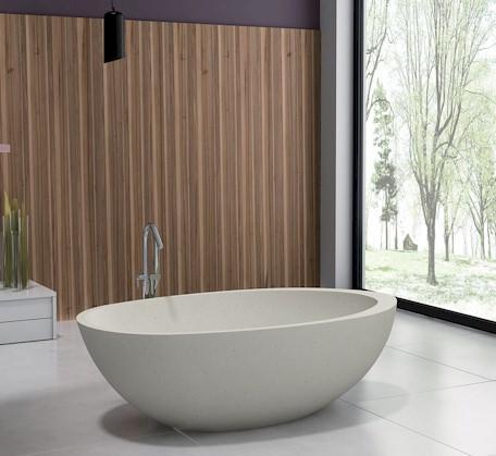 View Photo: Whitney Stone Bath - 1600