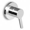 Zucchetti Fully Round shower/bath mixer