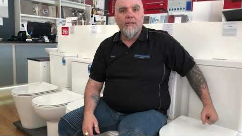 Watch Video : Picking the Right Toilet - Bathroom Renovation Tips, Tricks and Traps from Bathroomware House EP 04