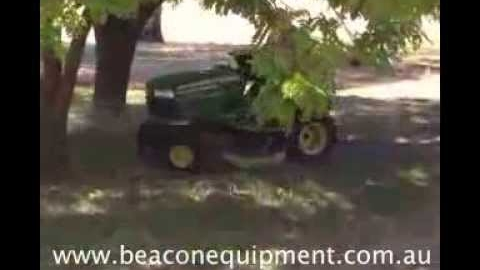 Watch Video : John Deere X720/54""