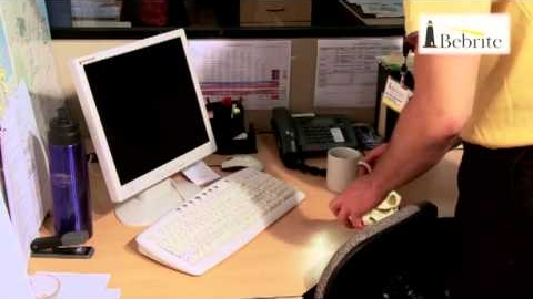 Watch Video: Bebrite Commercial Cleaning - Office