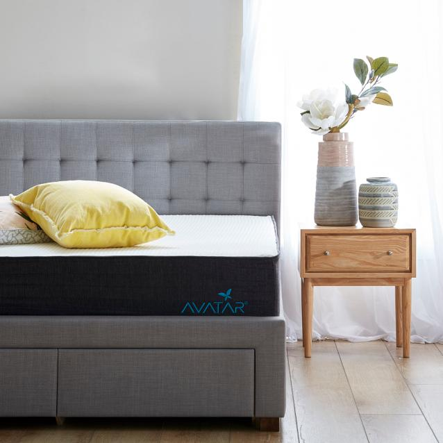 Read Article:  Why the Avatar Mattress is the easiest purchase you'll ever make.