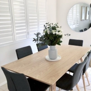 View Photo: Melbourne Made Plantation Shutters Installed in QLD