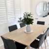 Melbourne Made Plantation Shutters Installed in QLD