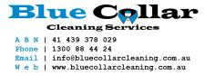 Blue Collar Cleaning Services