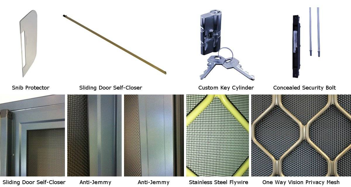 View Photo: Bonds Security Products