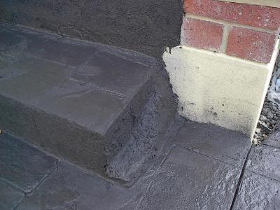 View Photo: Concrete Step