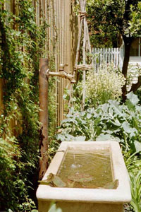 Custom Designed Water Feature
