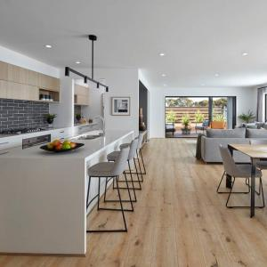 View Photo: Open plan living