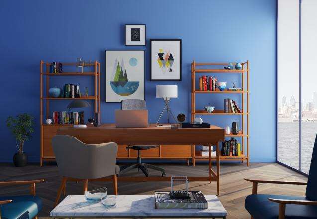 Read Article: Creating A Productive Home Office