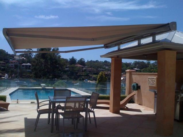 The Versatile Value of Folding Arm Awnings