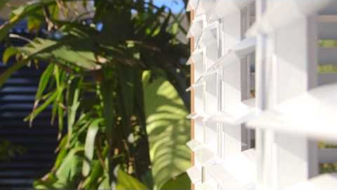 Watch Video: 25% Off Aluminium Shutters in June