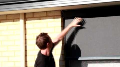 Watch Video: Bozzy Shade Blinds - Sunny Blinds