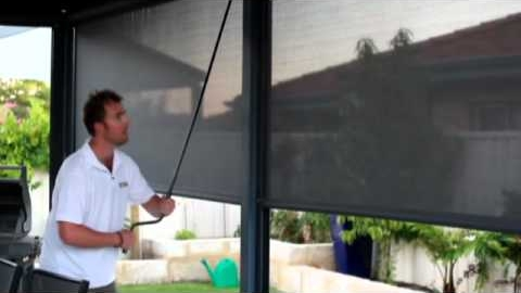 Watch Video : Bozzy Shade Blinds - Windy Blinds