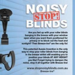 View Photo: Stop Noisy Blinds