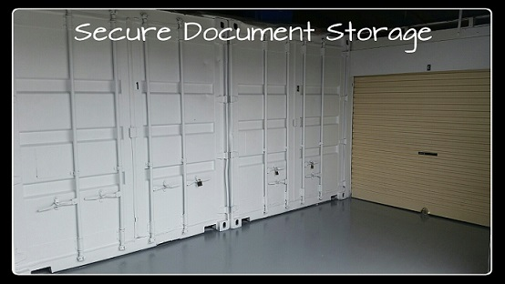 View Photo: Bribie Island Secure Document Storage