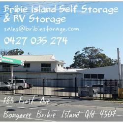 View Photo: Bribie Storage, 183 First Ave, Bribie Island. Qld