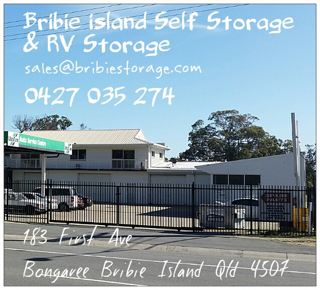 View Photo: Bribie Storage, 183 First Ave, Bribie Island. Qld