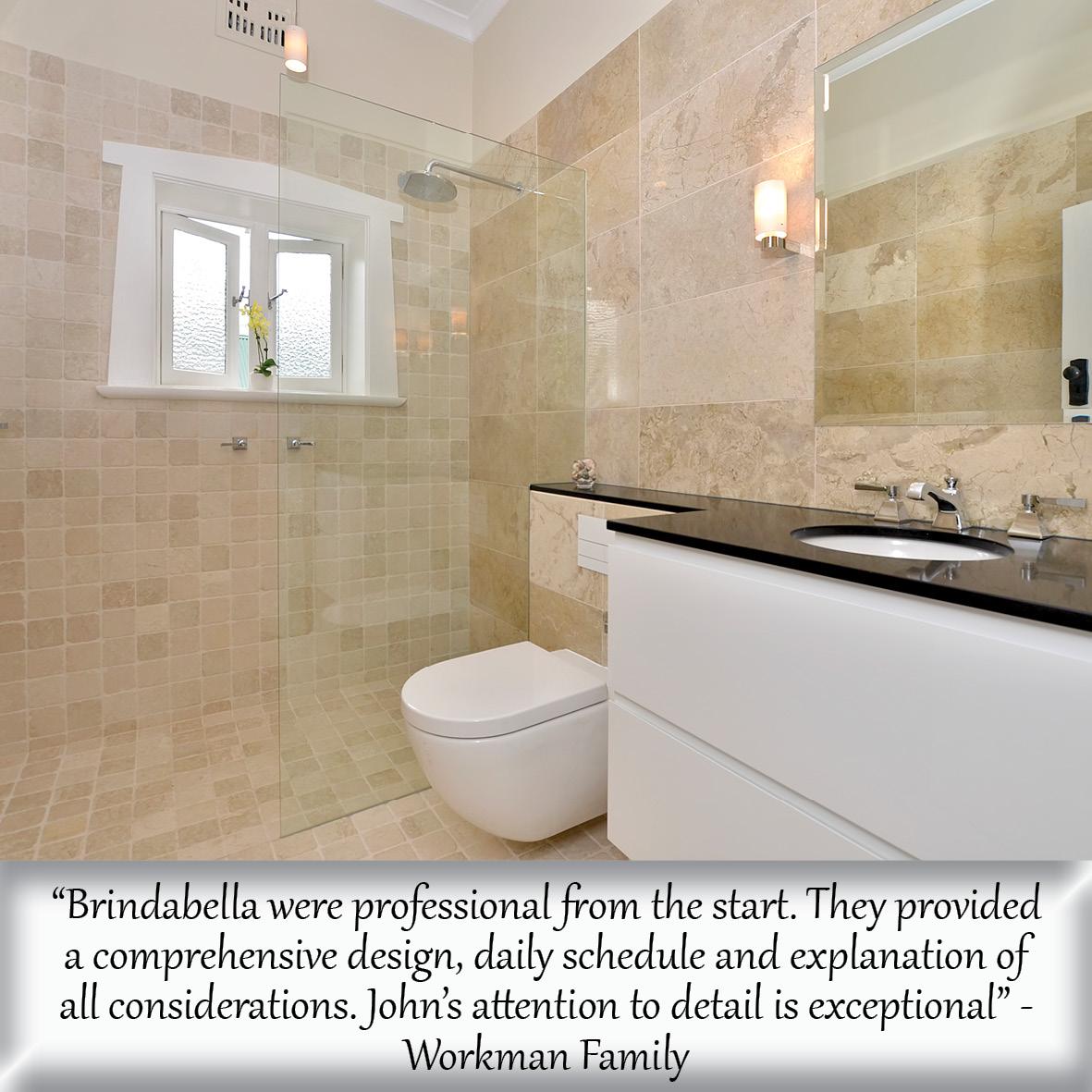 View Photo: Bathroom renovation review