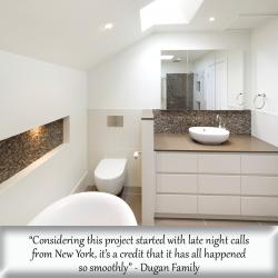 View Photo: Bathroom renovation testimonial